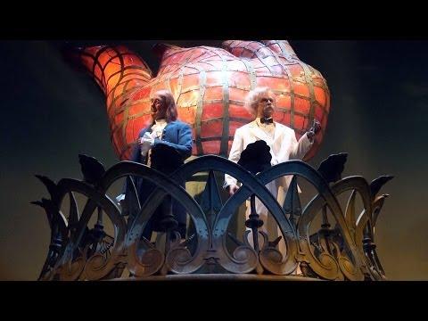 Ultimate THE AMERICAN ADVENTURE Animatronic Show in Pandavision - EPCOT (Golden Dream edited)