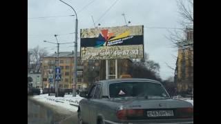 Вывеска из пайеток живая реклама в Краснодаре(Вывеска из пайеток - новое в наружной рекламе ООО