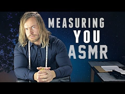 "[ASMR] Measuring You Up ""Politely"""