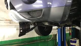 Ремонт радиатора вариатора Митсубиши Аутлендер.