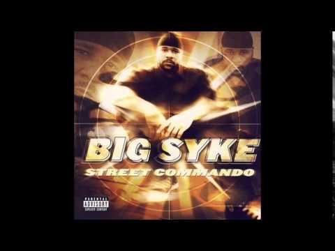 Big Syke - Street Commando - Street Commando