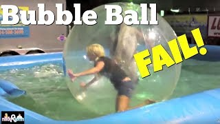 Bubble Ball Girl Fail