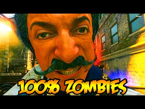 100% COMPLETION OF BLACK OPS 3 ZOMBIES CHALLENGE! (DLC 3 Preparation)