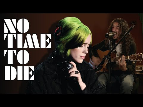 No Time To Die Cover in the Style of Chris Cornell