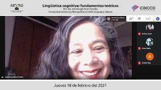 Lingüística cognitiva: fundamentos teóricos