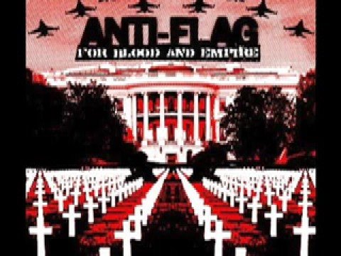 Anti-Flag- Cities Burn