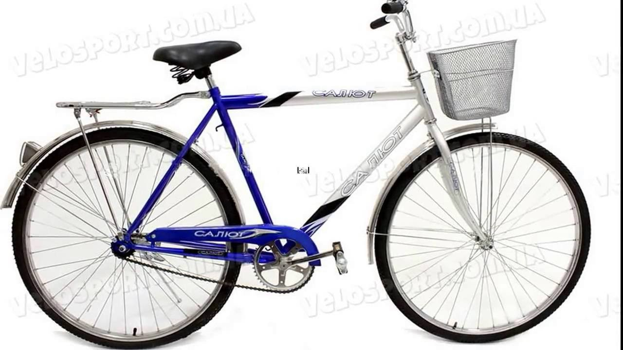 Дорожный велосипед Viva CITY 4.0 - YouTube