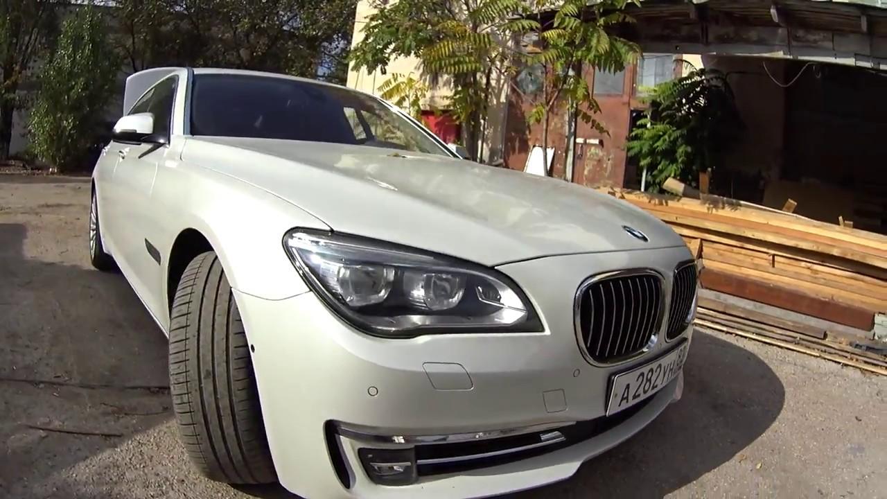 БМВ 750/BMW 750 BMW 7-Series 2014 год.бензин, 4.4 л - YouTube