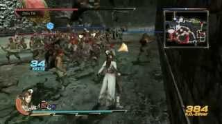 Let's Play Dynasty Warriors 8 Xtreme Legends [German] Part 27: Shu - In akuter Gefahr!