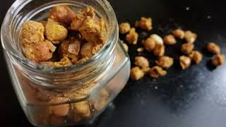 Masala Peanuts in Microwave l Baked Masala Peanuts l Less then 5 min Masala Peanuts