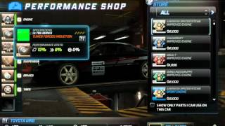 NEED FOR SPEED WORLD ULTRA PACKS FROM MYSTERY PACKS