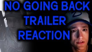 "The Walking Dead: Season Two Finale - Episode 5 - ""No Going Back"" Trailer [My Clementine] REACTION"