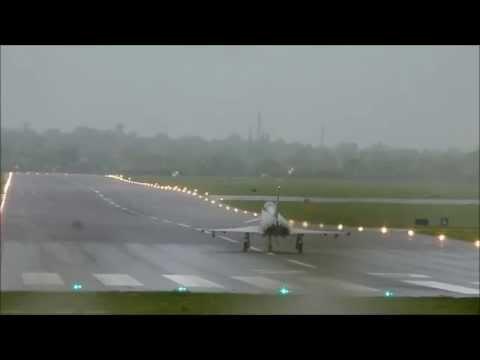 4 RAF Typhoon's  Fast Scramble