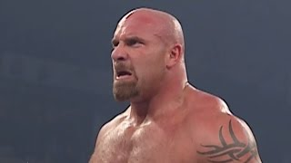 Goldberg vs. Batista: Raw, Nov. 10, 2003