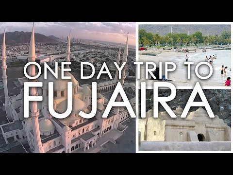 One Day Trip to Fujairah | UAE Travel Vlog | Abishek's Imaginations