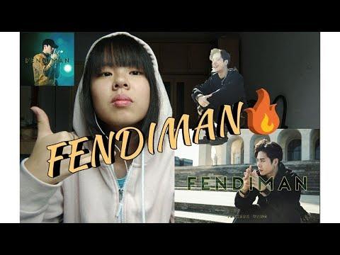"""Jackson Wang - """"FENDIMAN"""" MV (Reaction Video)"""