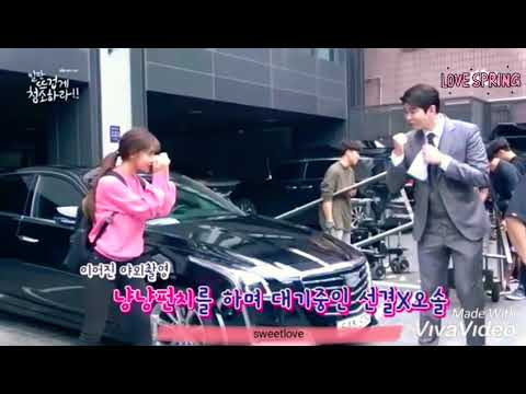 [FMV] ~Say Yes~ Happy Moment Of Kim Yoo Jung X Yun Kyun Sang (BTS Clean With Passion For Now)
