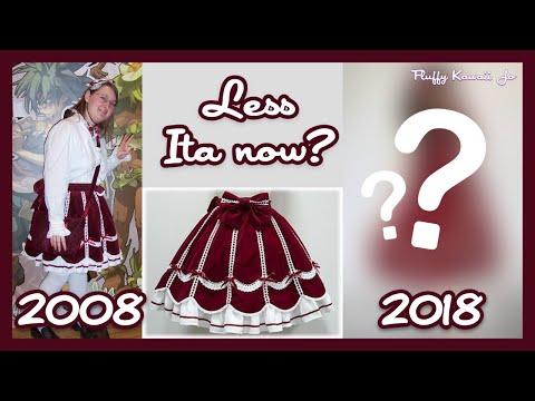 Live: help me do a better coordinate with my first Lolita skirt