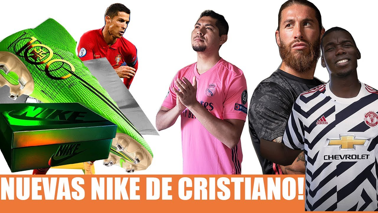 CR7 sigue rompiendo RECORDS - Jersey de MANCHESTER UNITED + REAL MADRID - TotalSoccerOfficial