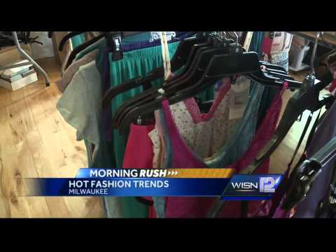 Milwaukee company makes fashion splash online