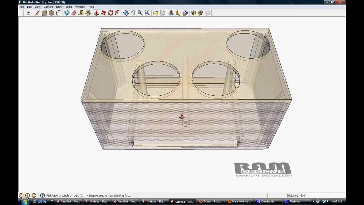 RAM Designs: (4) Kicker CVR 10