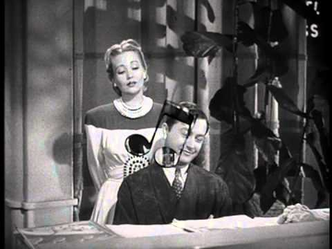 LADY BE GOOD (1941) Theatrical Trailer