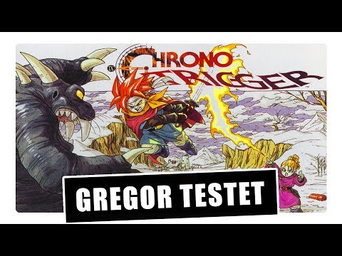 Gregor testet Chrono Trigger PC-Steam Edition (Review)