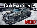 The BIGGEST Evo Meet In The West Coast - MOD 2018 - Vlog 73