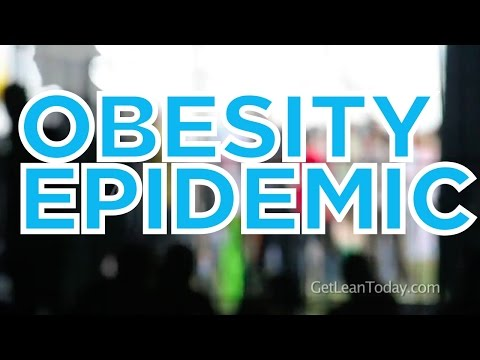What Are The Causes Of The Obesity, Overweight & Fat Crisis In America?