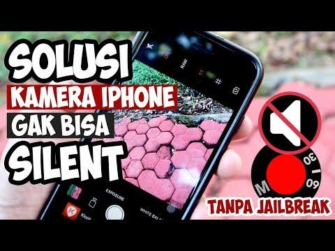 Cara Silent Camera iPhone 5S cara silent camera iphone 5s ios 11 cara silent camera iphone 5s ios 10.