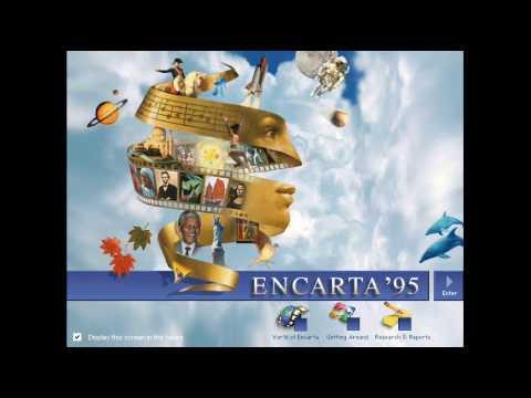 Encarta '95 Intro