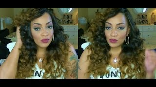 My Lace Wig Addiction Hair With Amenities + The Closure Store Rocks