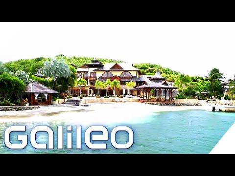 Orte für Milliardäre | Galileo | ProSieben