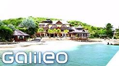 Orte für Milliardäre   Galileo   ProSieben