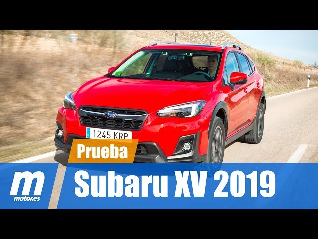 Subaru XV 2019 | 5 Claves