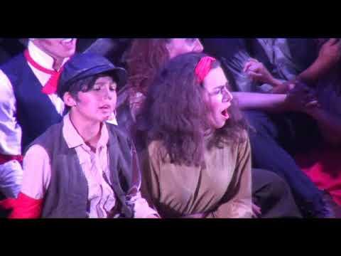 Obra teatro Musical -Los Miserables- Universidad Alberto Hurtado 2017