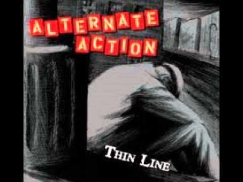 ALTERNATE ACTION - THIN LINE LP 2008
