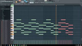 Making a tropical house drop (Fl studio plugins only)