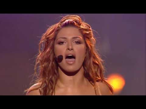 Helena Paparizou   My Number One Greece The Grand Final ESC Kiev 2005 HD 1080p