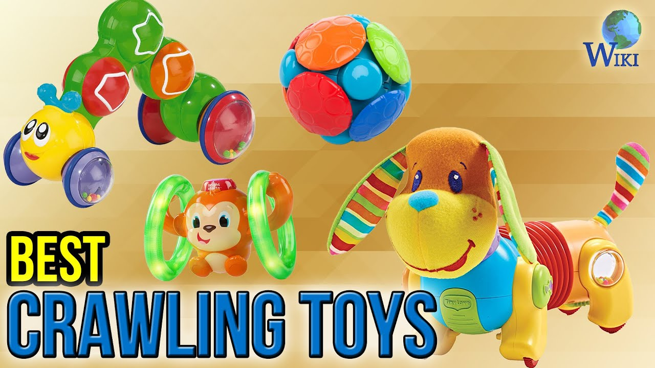 10 Best Crawling Toys 2017