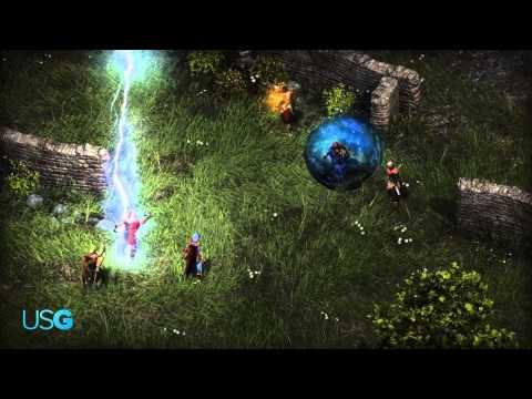 USG: Pillars of Eternity Gameplay (Trailer)