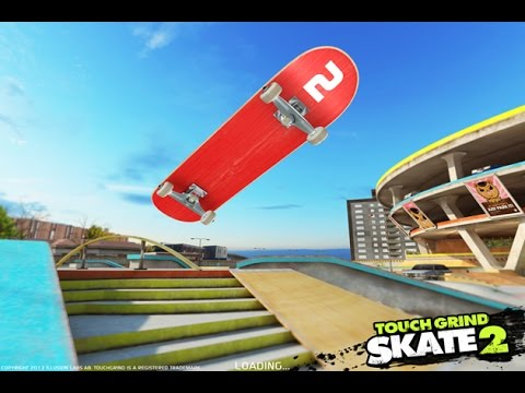 Touchgrind Skate 2 All Parks Unlocked