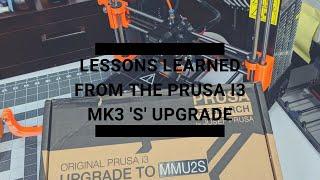 Prusa I3 Mk3 Issue
