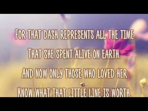 Touching Video - The Dash