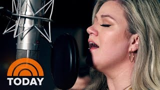 Kelly Clarkson Debuts New 'I've Loved You Since Forever' Music Video Inspired By Hoda's Book | TODAY