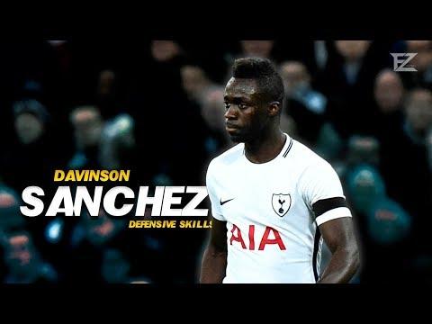 Davinson Sánchez 2018 ▬ Young Talent • Crazy Defensive Skills || HD
