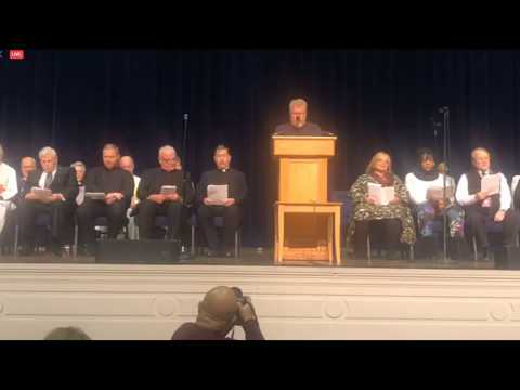 EndAbortion.TV Jan. 24, 2020 - 1000's  at The National Prayer Service at the March for Life