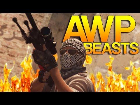 CS:GO - AWP Beasts! #36