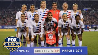 Alexi Lalas on the USWNT's gender discrimination lawsuit | ALEXI LALAS' STATE OF THE UNION PODCAST