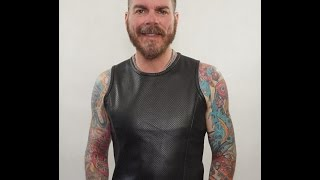 Mr S Leather Sport Tank